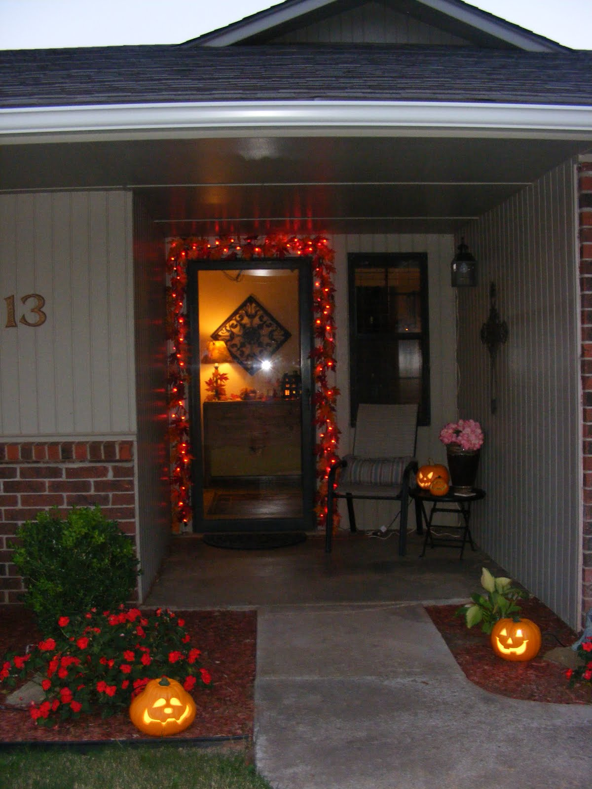 Letter's From Laura: It's Fall here at Fosterville!