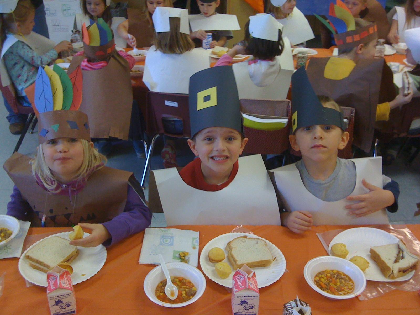 Kindergarten Class: Welcome To Mrs. Tuck's Kindergarten Class: Thanksgiving