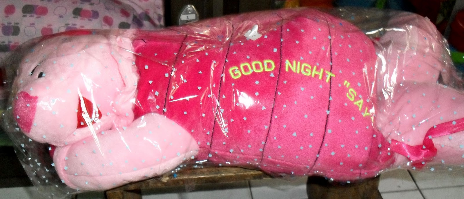 Welcome LinCollection  Boneka 02d39b01ac