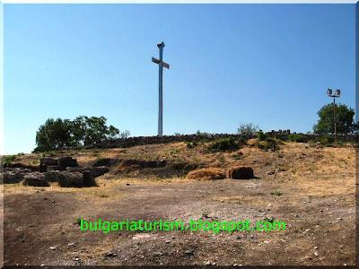 Кръстта в крепостта на Ловеч