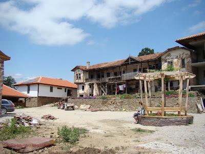 Църногорски манастир - общ изглед
