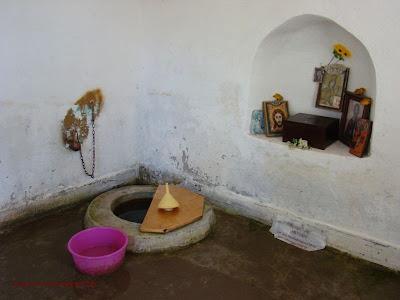 Аязмото на Църногорски манастир