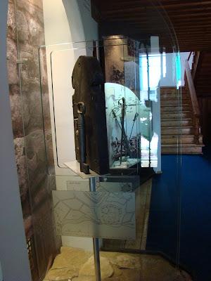 Ключалката от вратите на крепостта на Варна