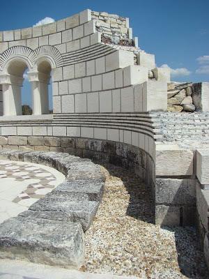 Стена от базиликата