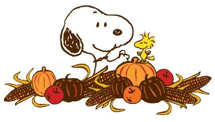 Thanksgiving Break! – Martic Elementary School