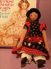 Patriotic Hitty Doll
