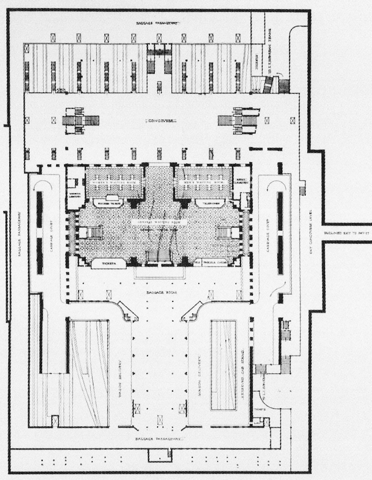 Penn Station Pathfinder Historic Floorplans