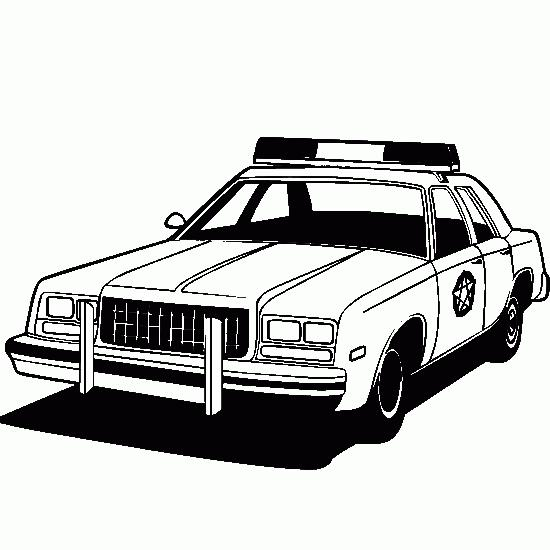 Police And Fire Truck Coloring Pages Cars (4 Image ...