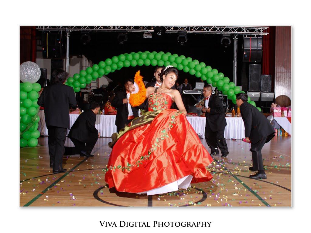 Xv Anos: Viva Digital Photography: Daisy Ramirez
