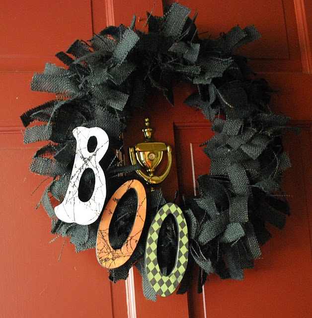 Buckets Of Halloween Ideas: More Frugal Decor