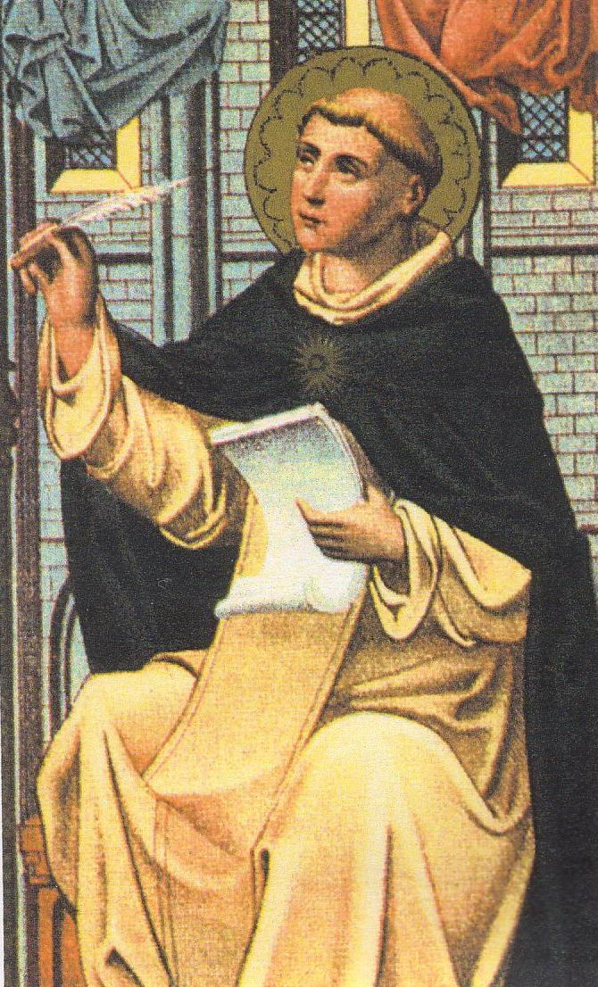 reaction saint thomas of aquinas The basic ideas in the philosophy of law of st thomas aquinas as found in the summa theologica this general reaction against scholastic thought had its prime a rough diagram of st thomas aquinas's system of law may be of.