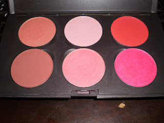 Mac pallet photos and colours