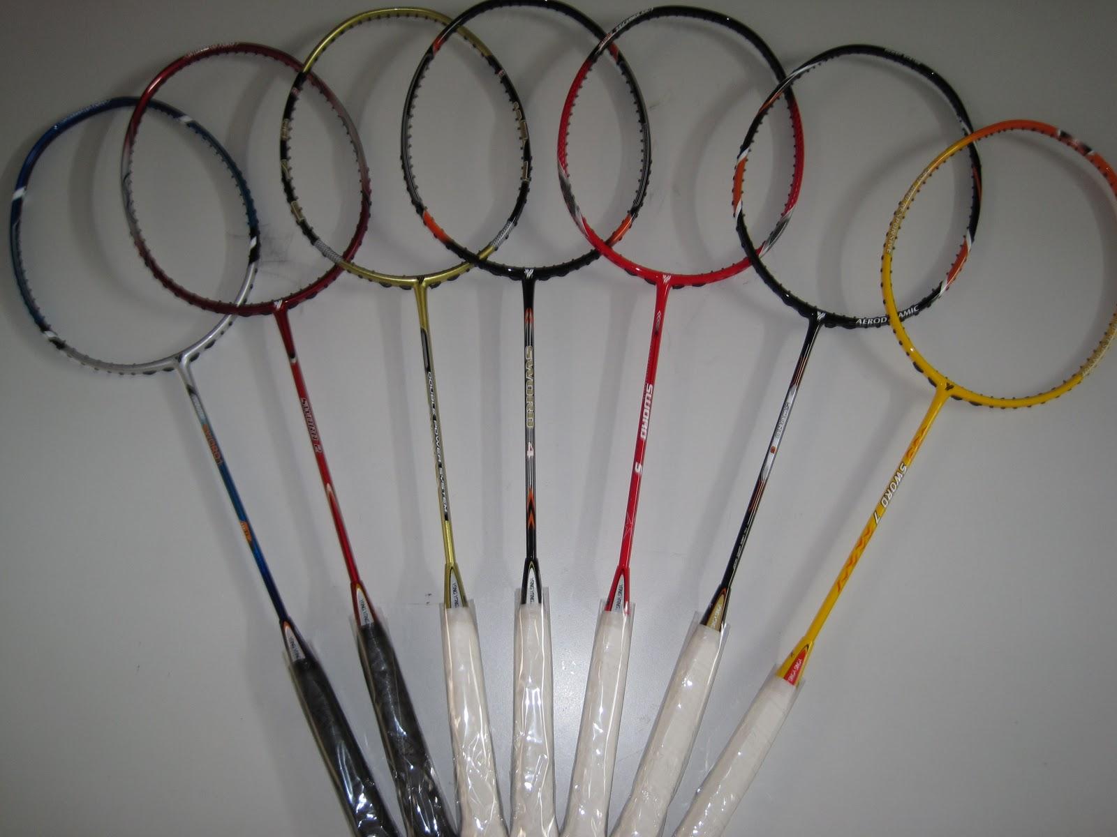 Yang Yang Sportsware review: How to choose a badminton racket