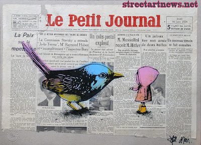 Dran Learning To Fly Print