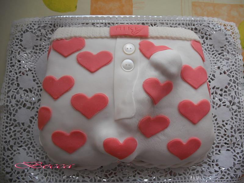fütyi torta képek Alsónadrág torta Lánybúcsúra :) fütyi torta képek