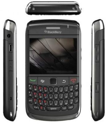 Spesifikasi Blackberry Curve 8980