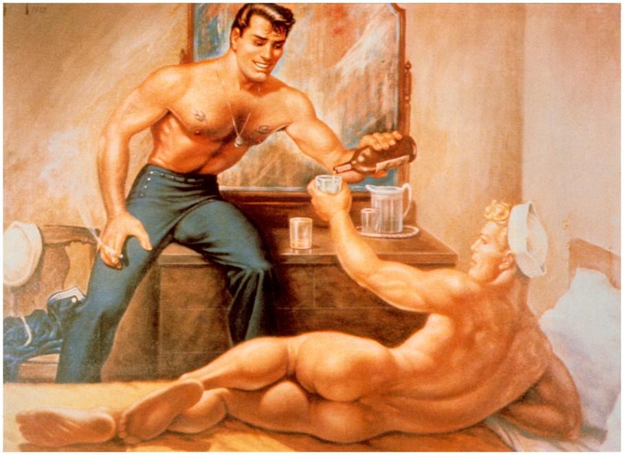 Famous Gay Art 90