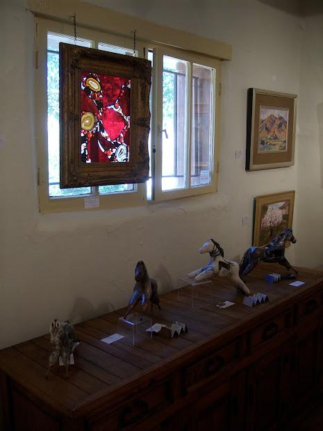 Jennifer Lynn Farrar Painter And Glass Artist Walden Fine