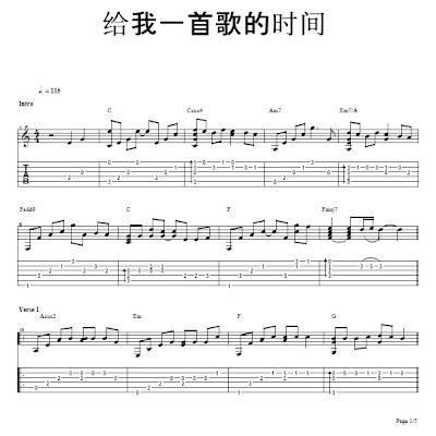 Guitar guitar chords qing tian : Guitar : guitar chords qing tian Guitar Chords also Guitar Chords ...