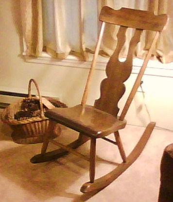 Antiques for Today's Lifestyle: Rocking Chairs, an ...