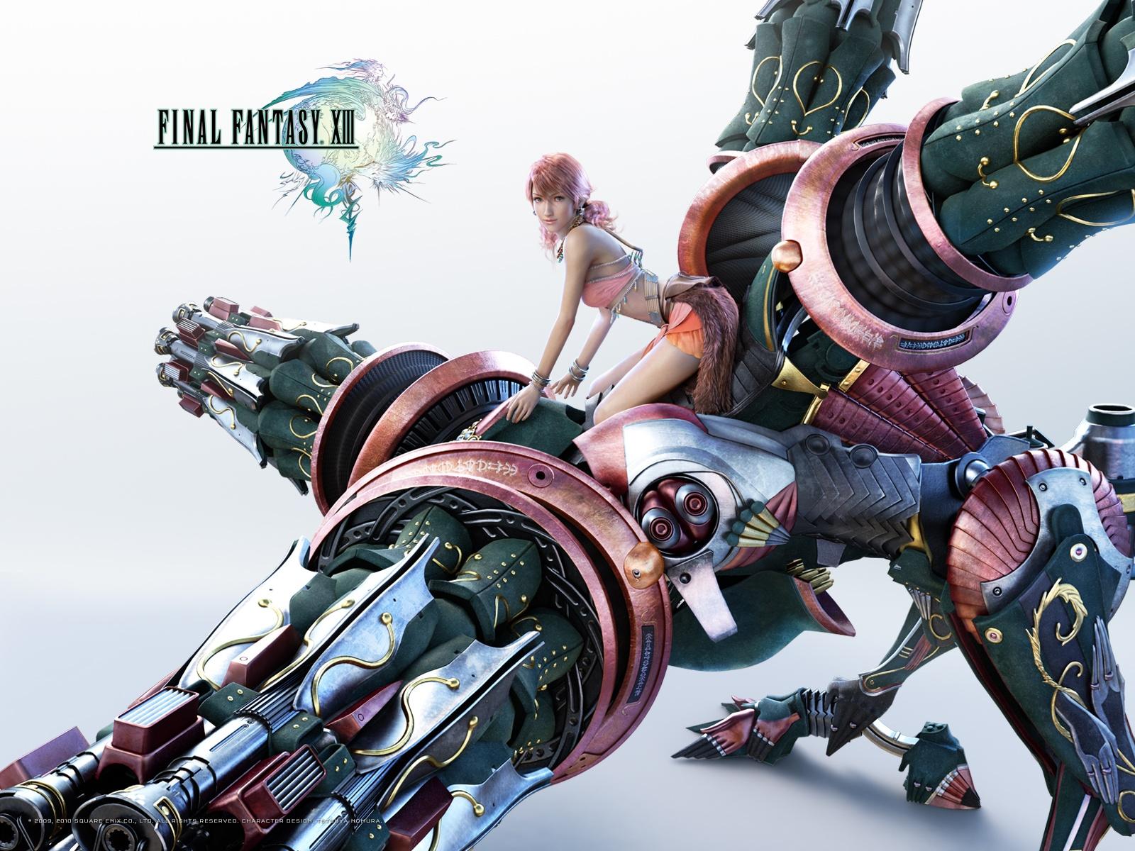 Final Fantasy Xiii Wallpaper: Wallpaper: Wallpaper Final Fantasy Xiii