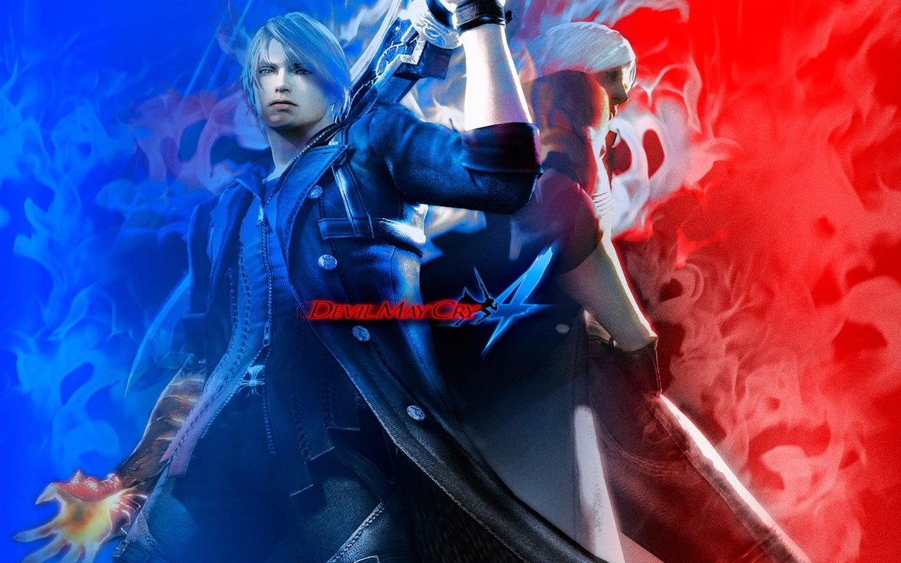 Wallpaperforwalls Devil May Cry 5 Wallpaper