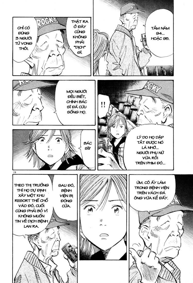 20th Century Boys chapter 117 trang 39
