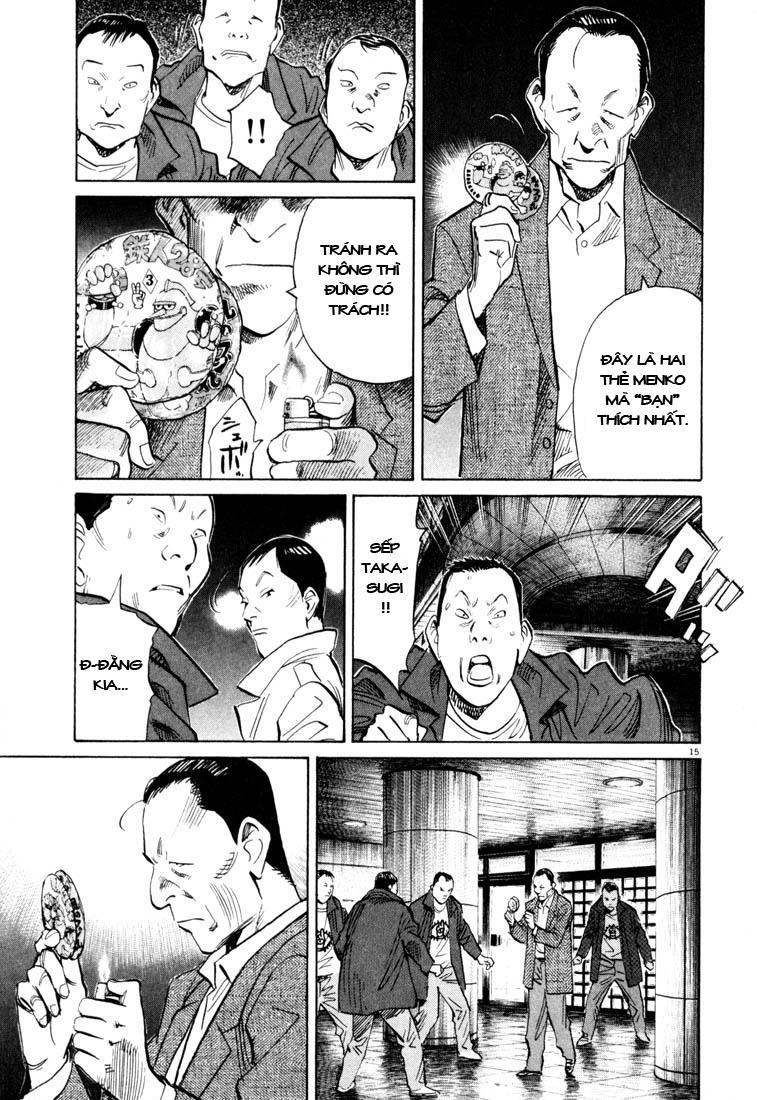 20th Century Boys chapter 116 trang 31