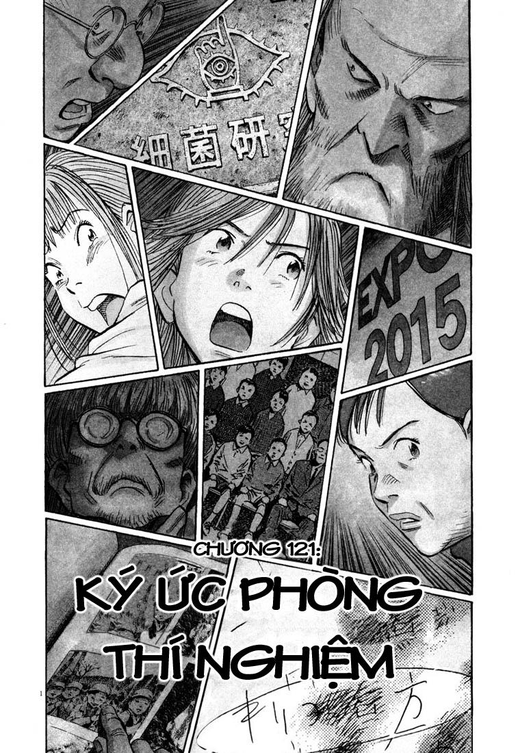 20th Century Boys chapter 121 trang 4