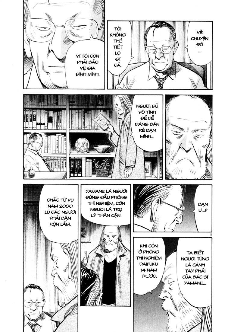 20th Century Boys chapter 121 trang 18