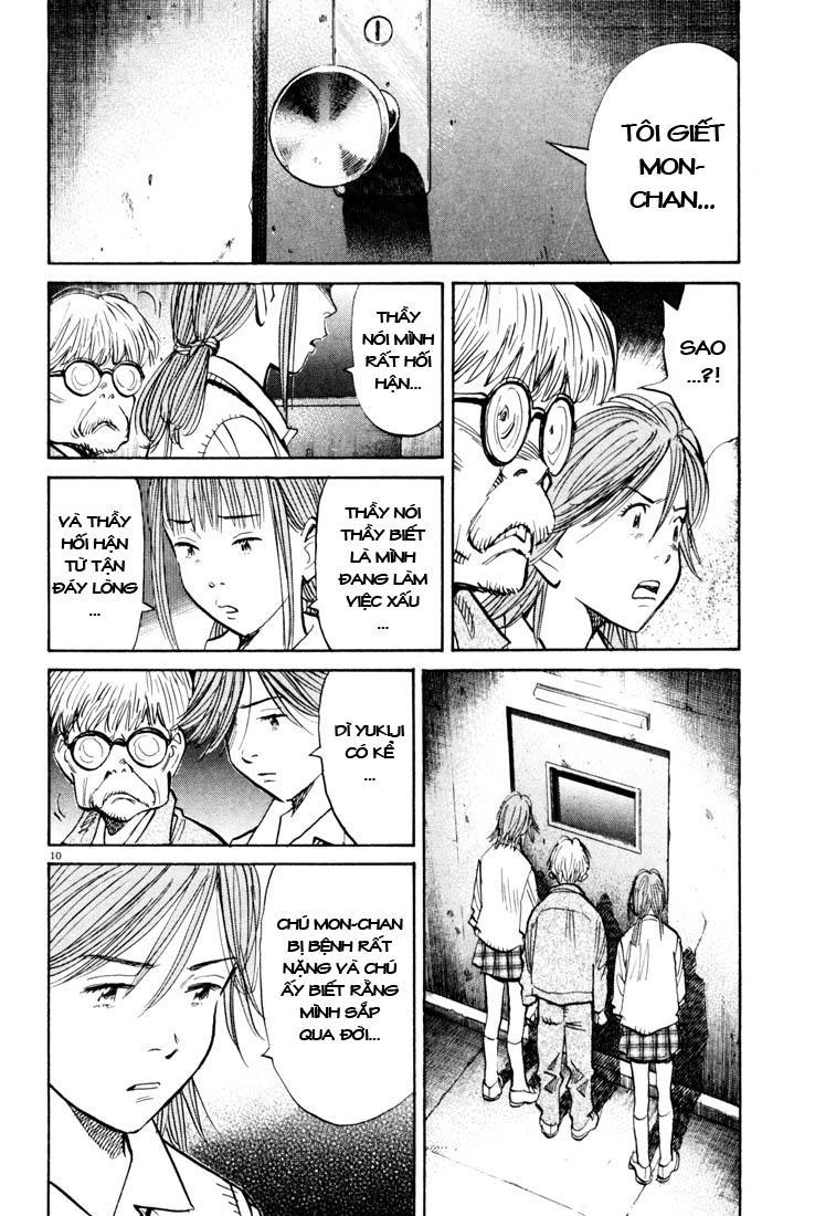 20th Century Boys chapter 116 trang 21