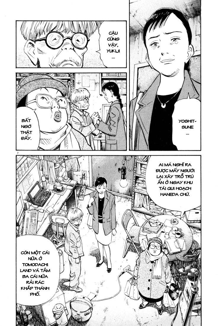 20th Century Boys chapter 117 trang 15