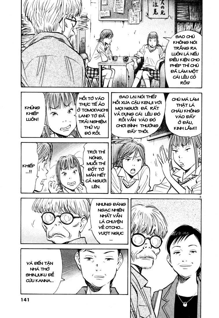 20th Century Boys chapter 117 trang 17