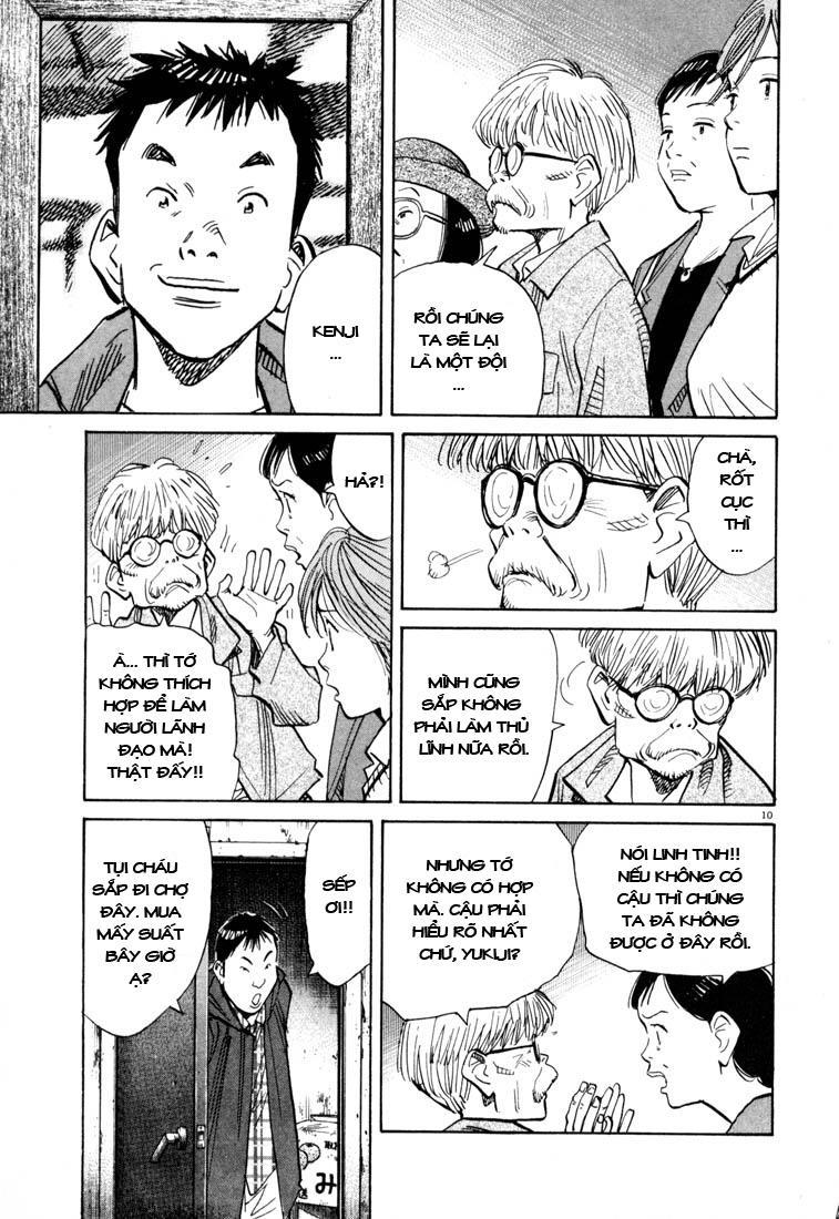 20th Century Boys chapter 117 trang 21