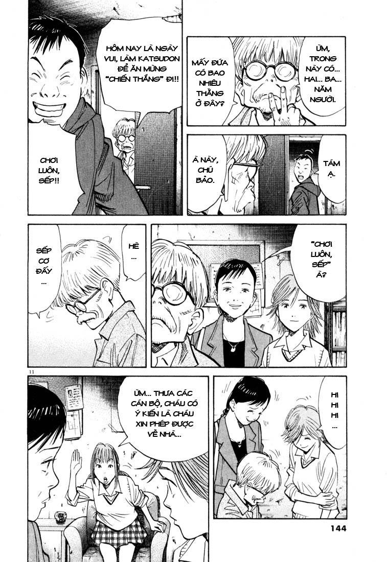 20th Century Boys chapter 117 trang 23
