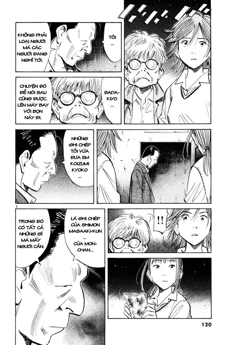 20th Century Boys chapter 116 trang 13