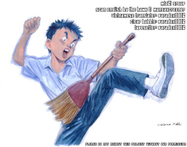 20th Century Boys chapter 119 trang 39