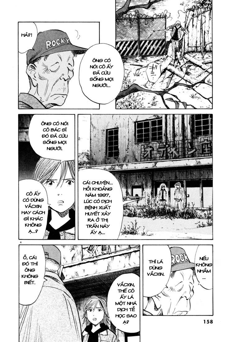 20th Century Boys chapter 118 trang 8