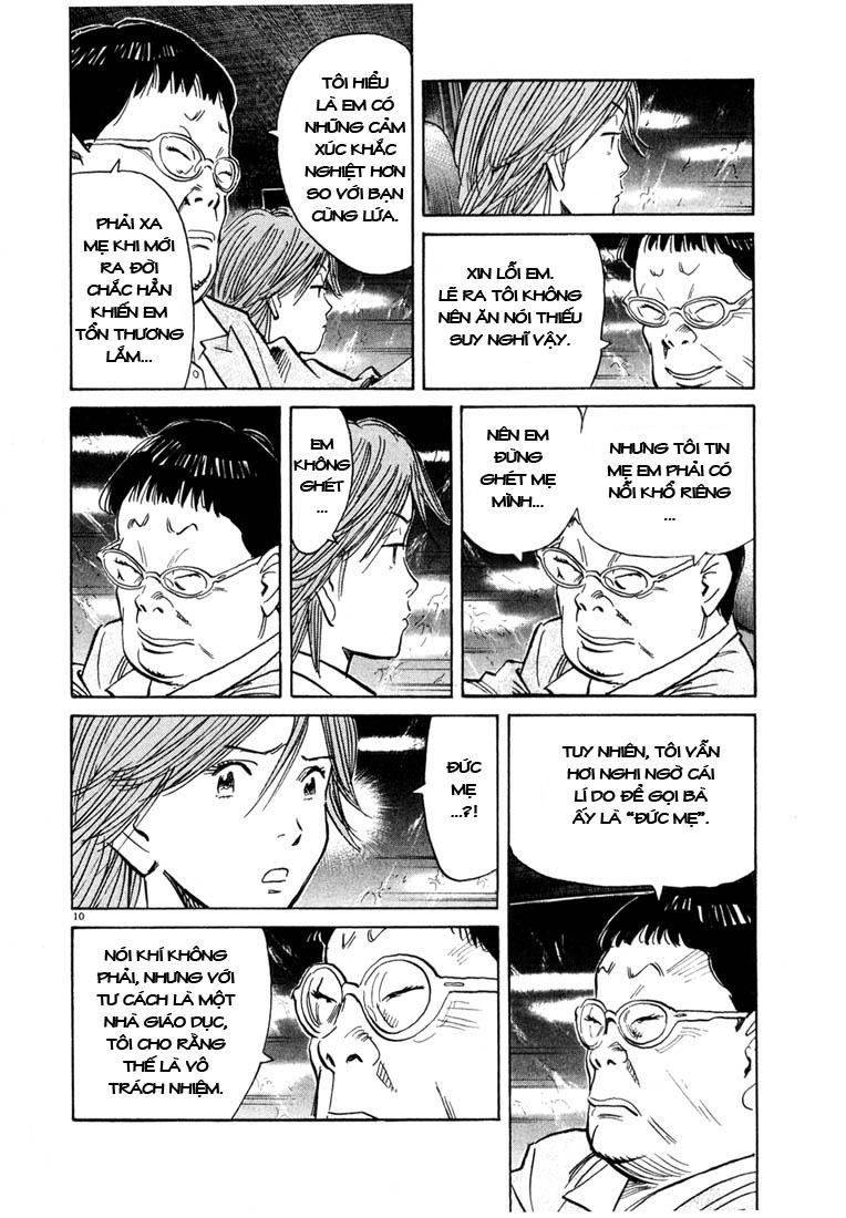 20th Century Boys chapter 109 trang 21