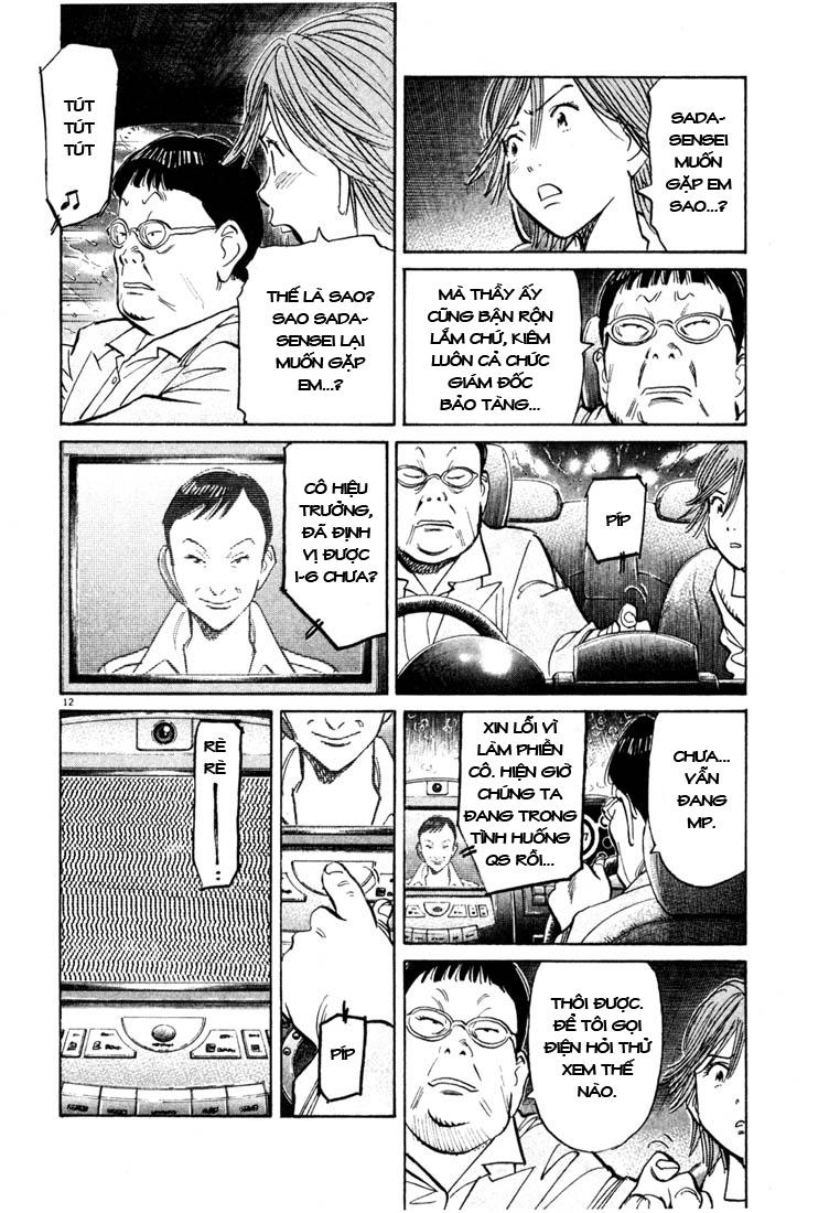 20th Century Boys chapter 109 trang 25