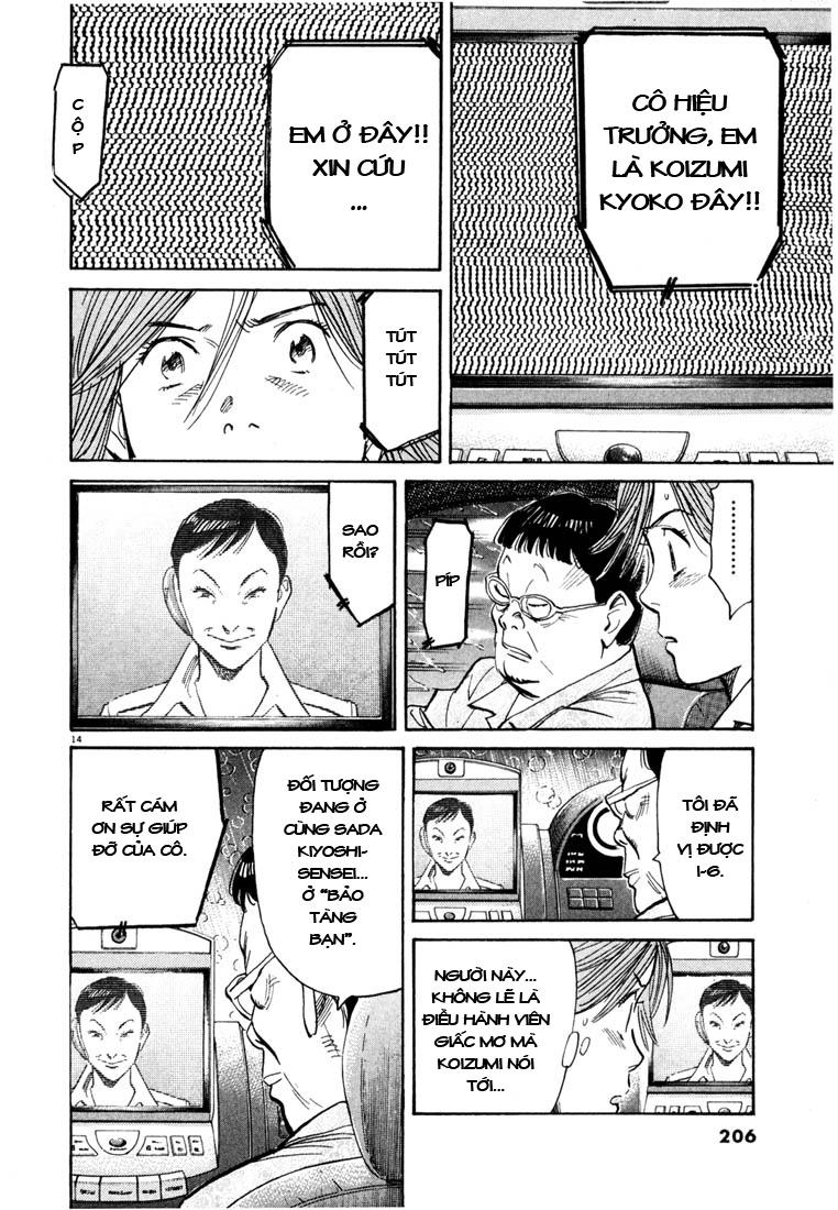 20th Century Boys chapter 109 trang 29
