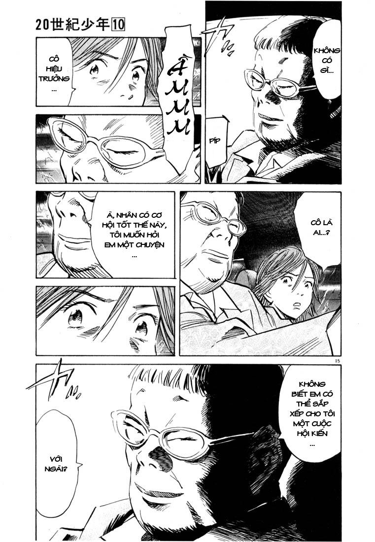 20th Century Boys chapter 109 trang 31