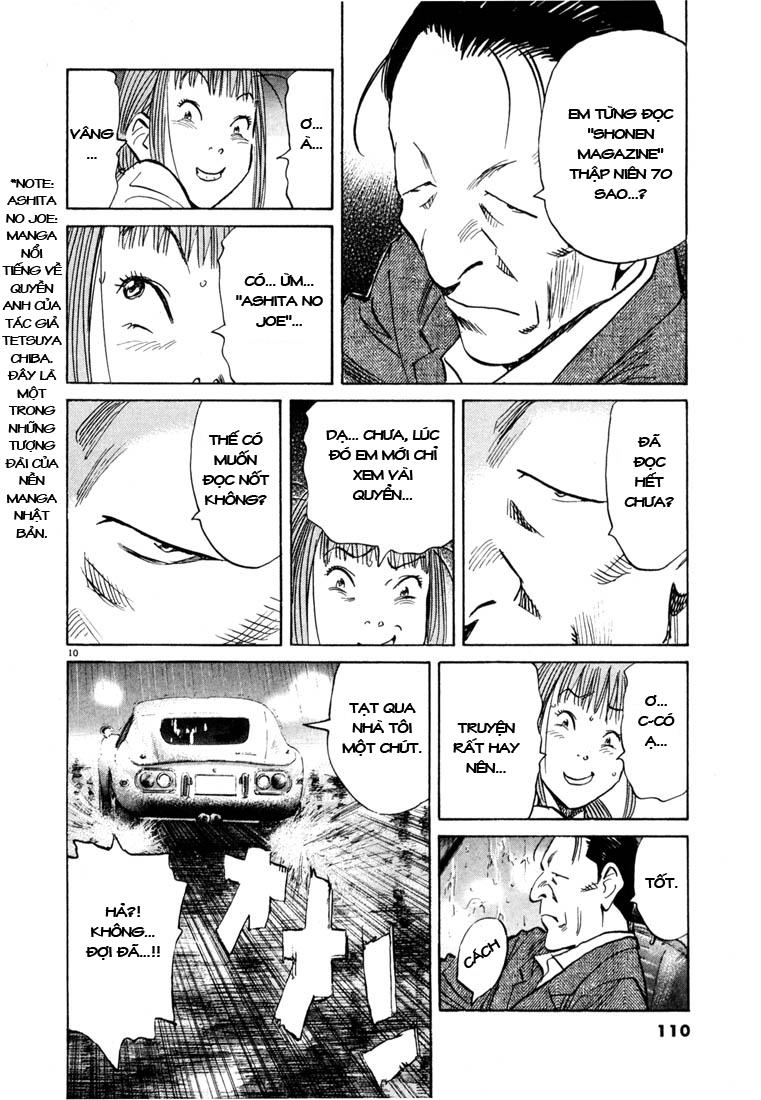 20th Century Boys chapter 104 trang 21