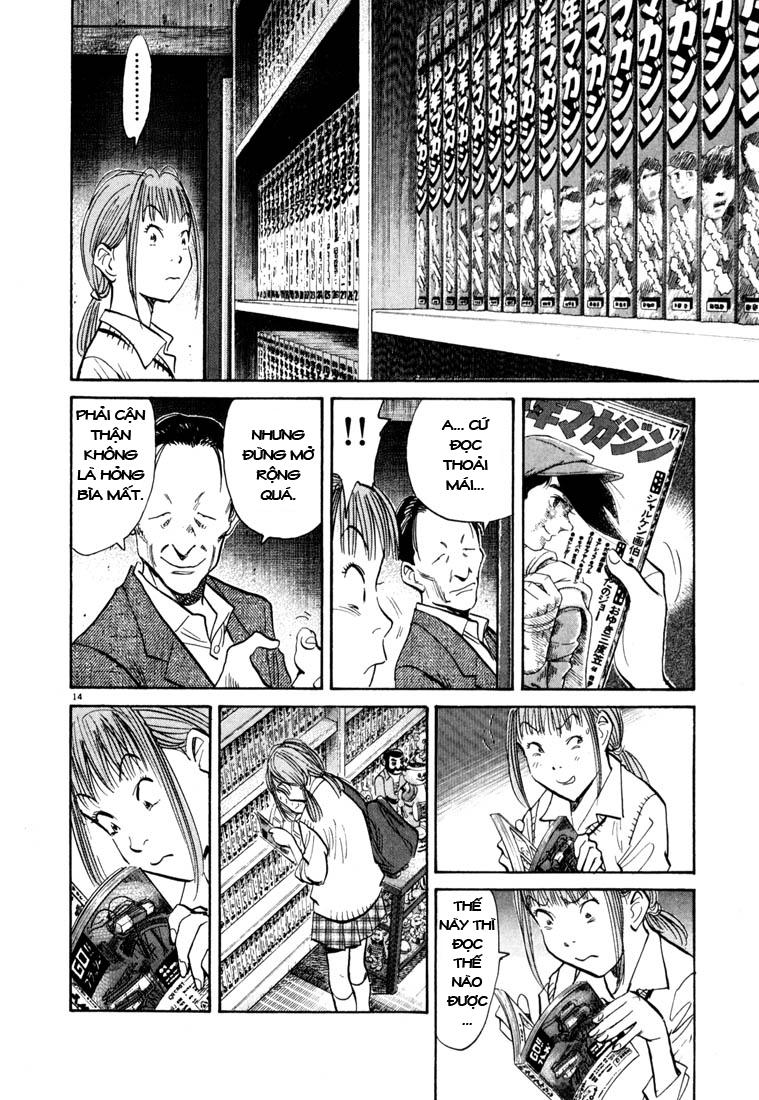 20th Century Boys chapter 104 trang 29