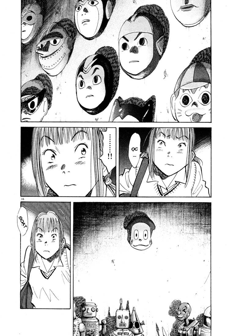 20th Century Boys chapter 104 trang 33
