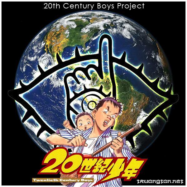 20th Century Boys chapter 103 trang 1