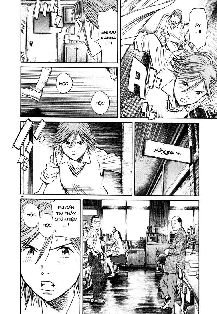20th Century Boys chapter 103 trang 33