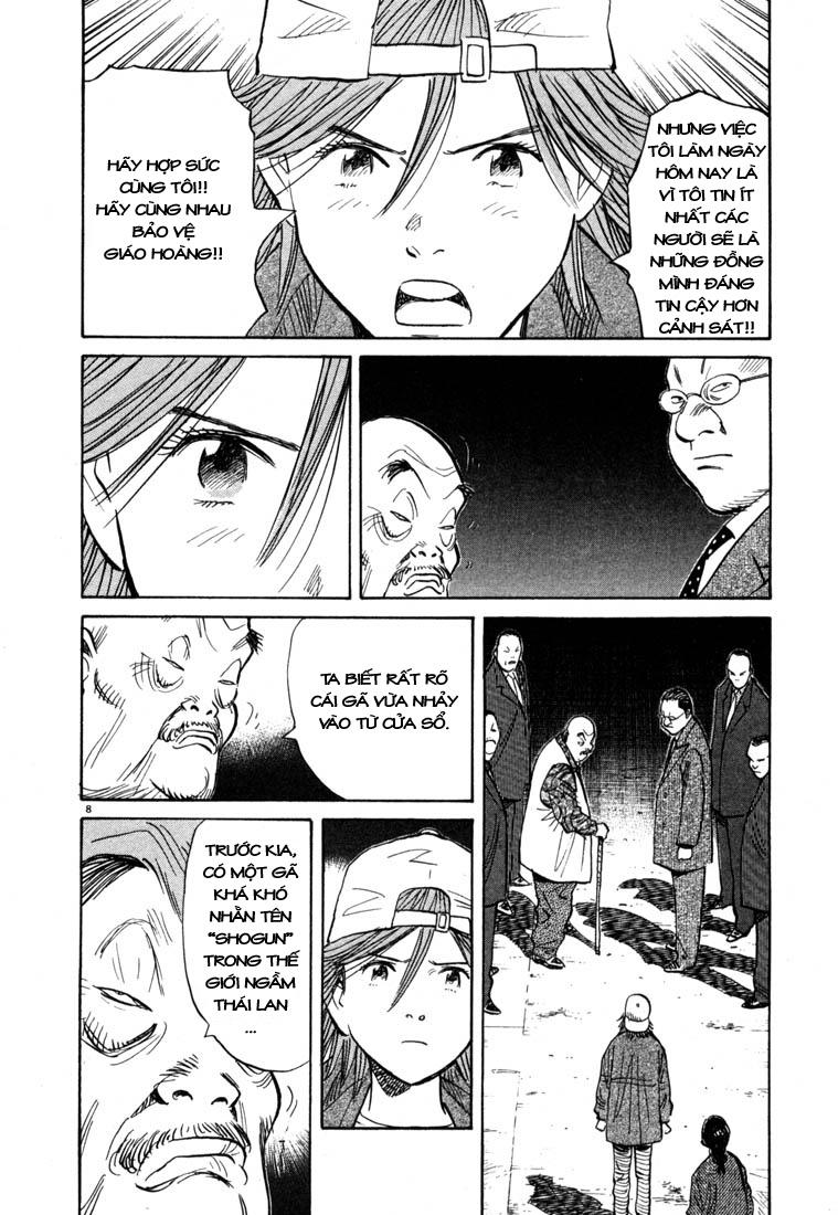 20th Century Boys chapter 99 trang 23