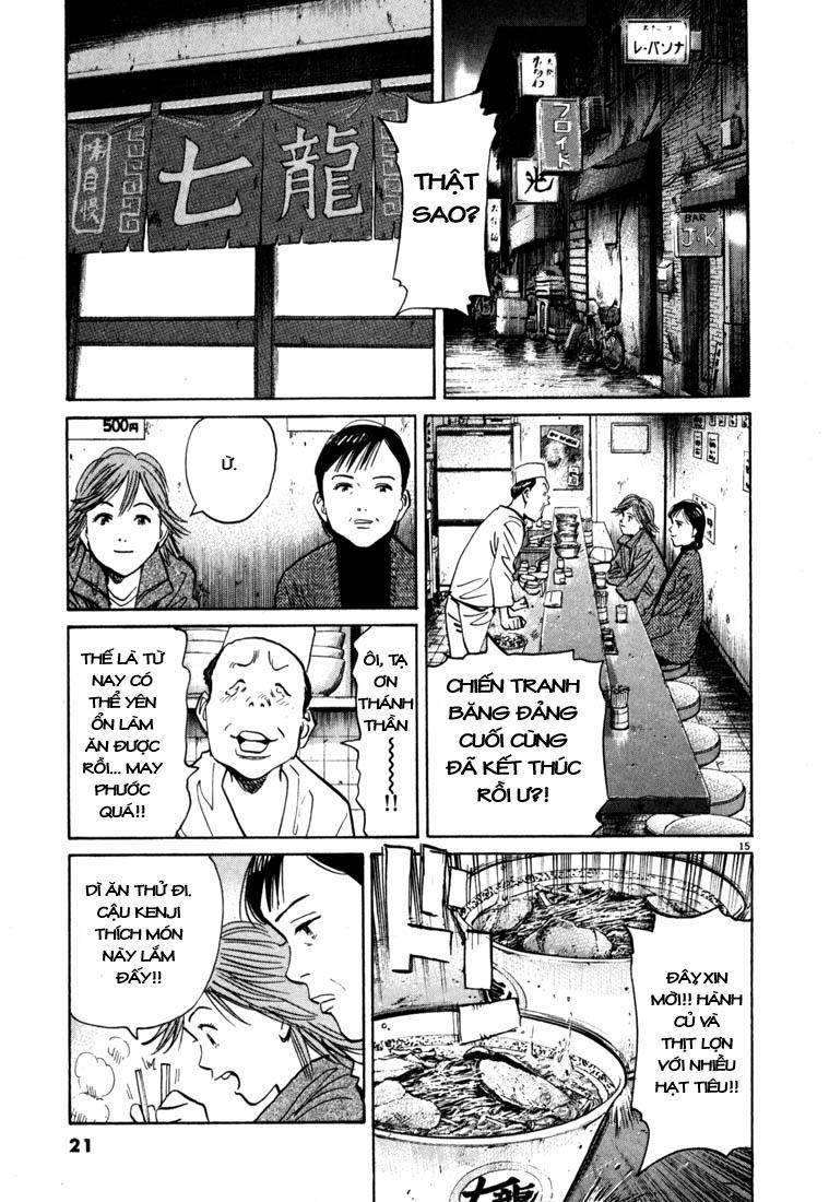 20th Century Boys chapter 99 trang 37