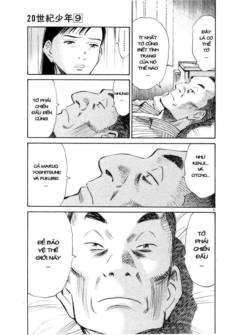 20th Century Boys chapter 94 trang 11